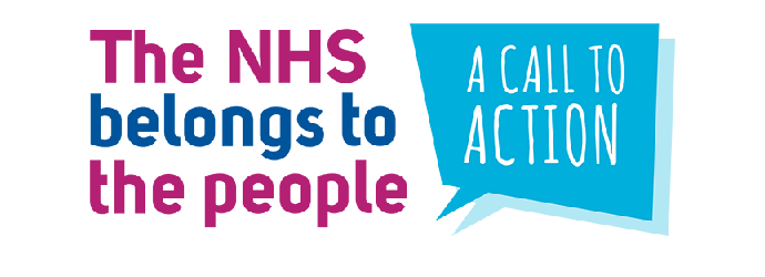 NHS belongs to the people