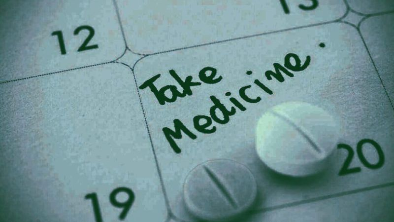 medication reminder service