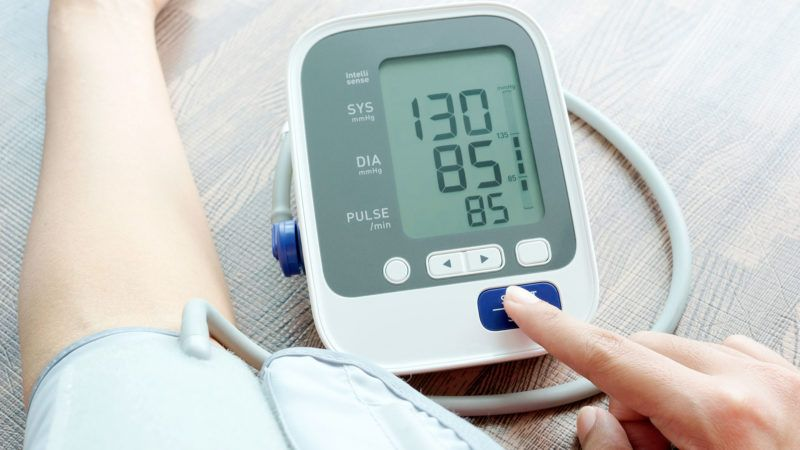 hypertension home monitoring