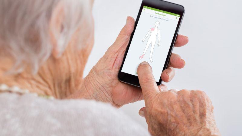 app for chronic pain
