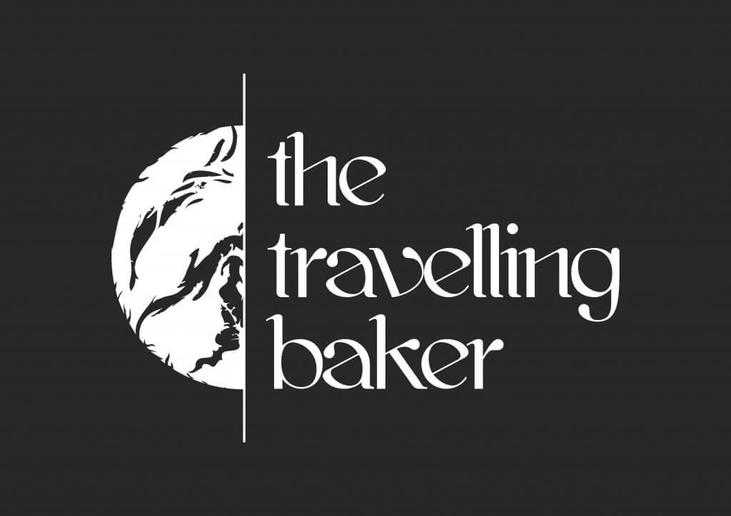 The Travelling Baker Logo