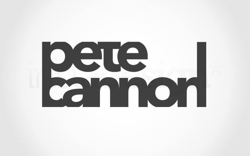 Logo for Pete Cannon