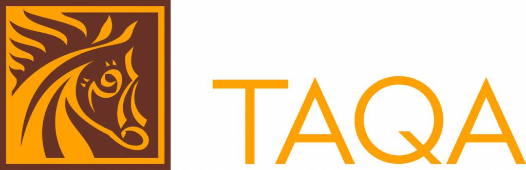 The existing TAQA Global logo