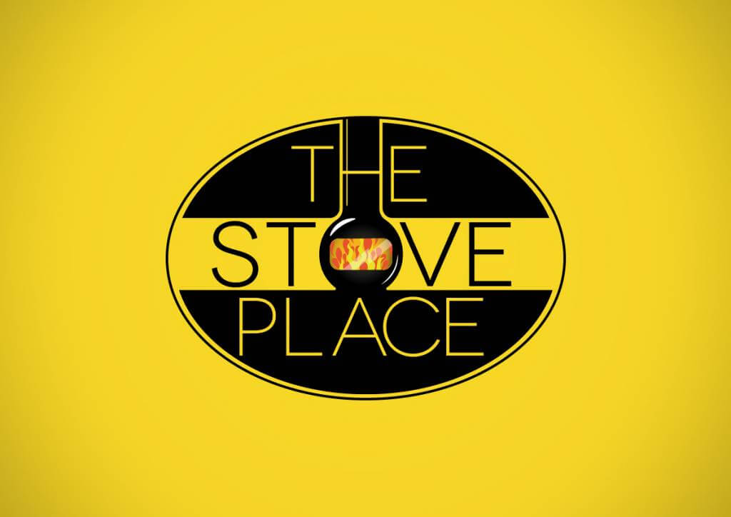 Logo for The Stove Place