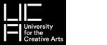 University of the Creative Arts (UCA) Logo
