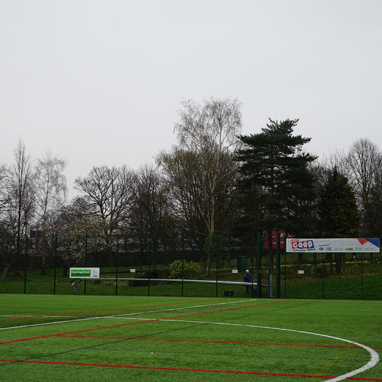 forest sports zone 3g pitch nottingham