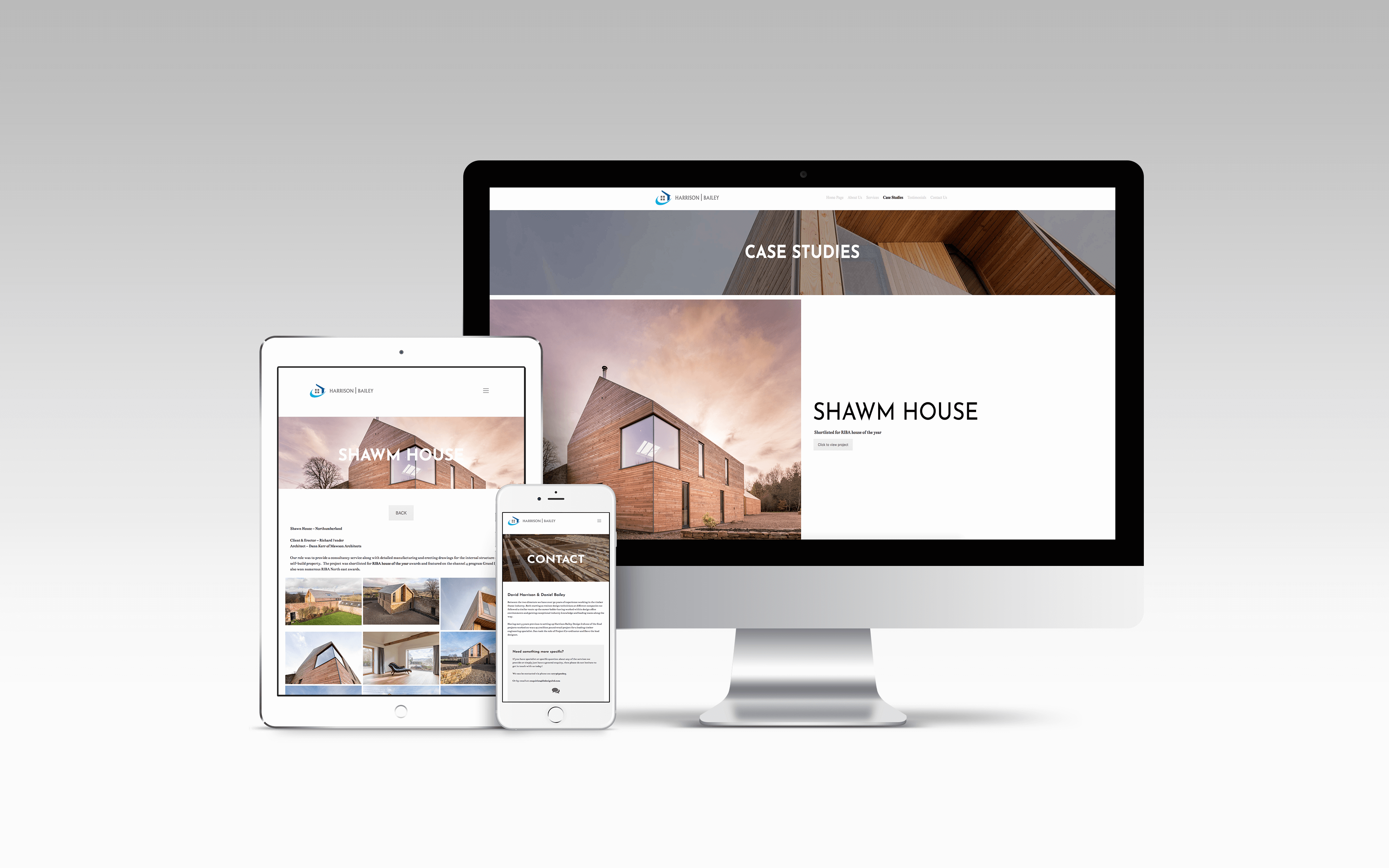 HB Website Design