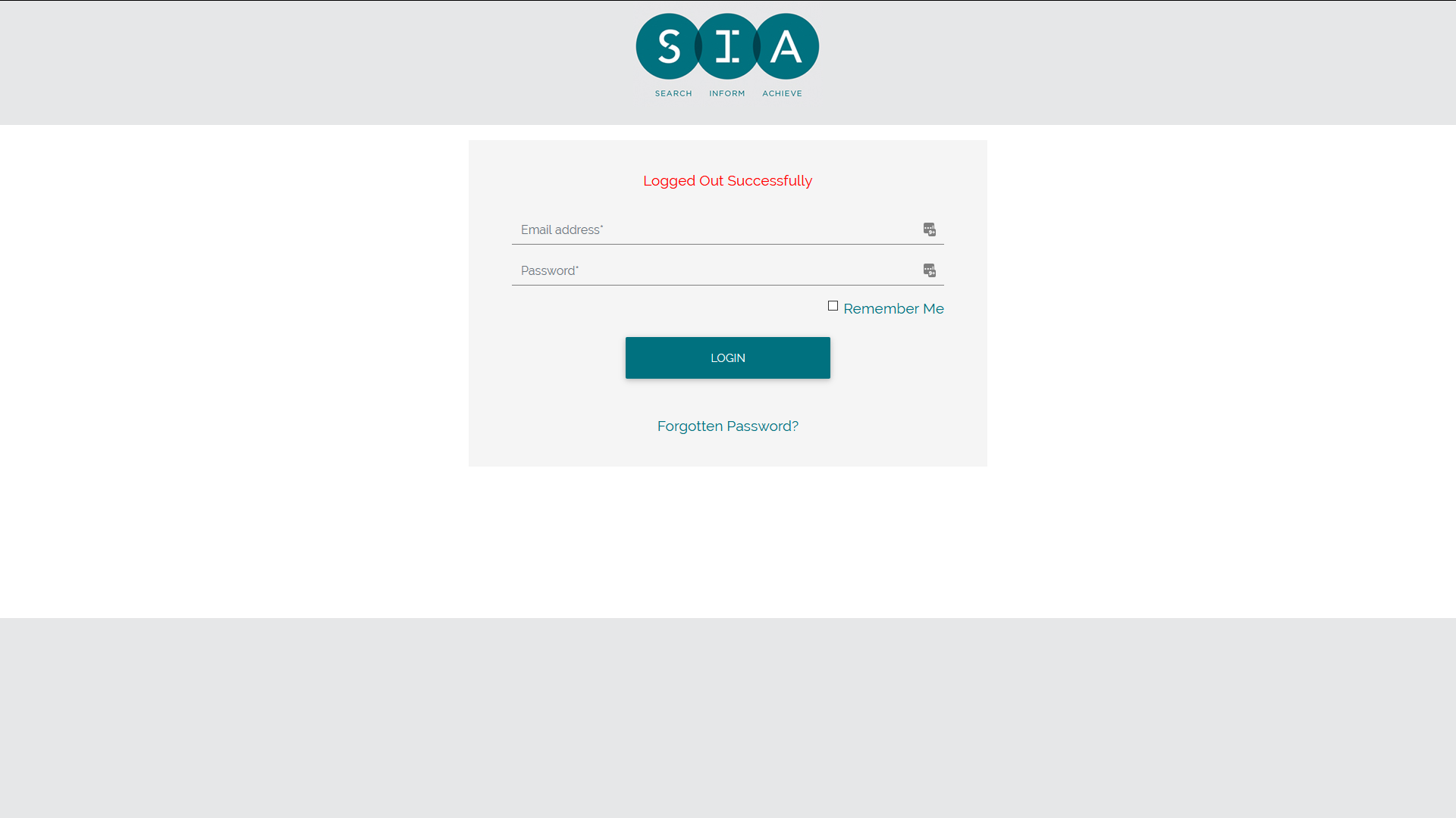 SIA digital asset management system