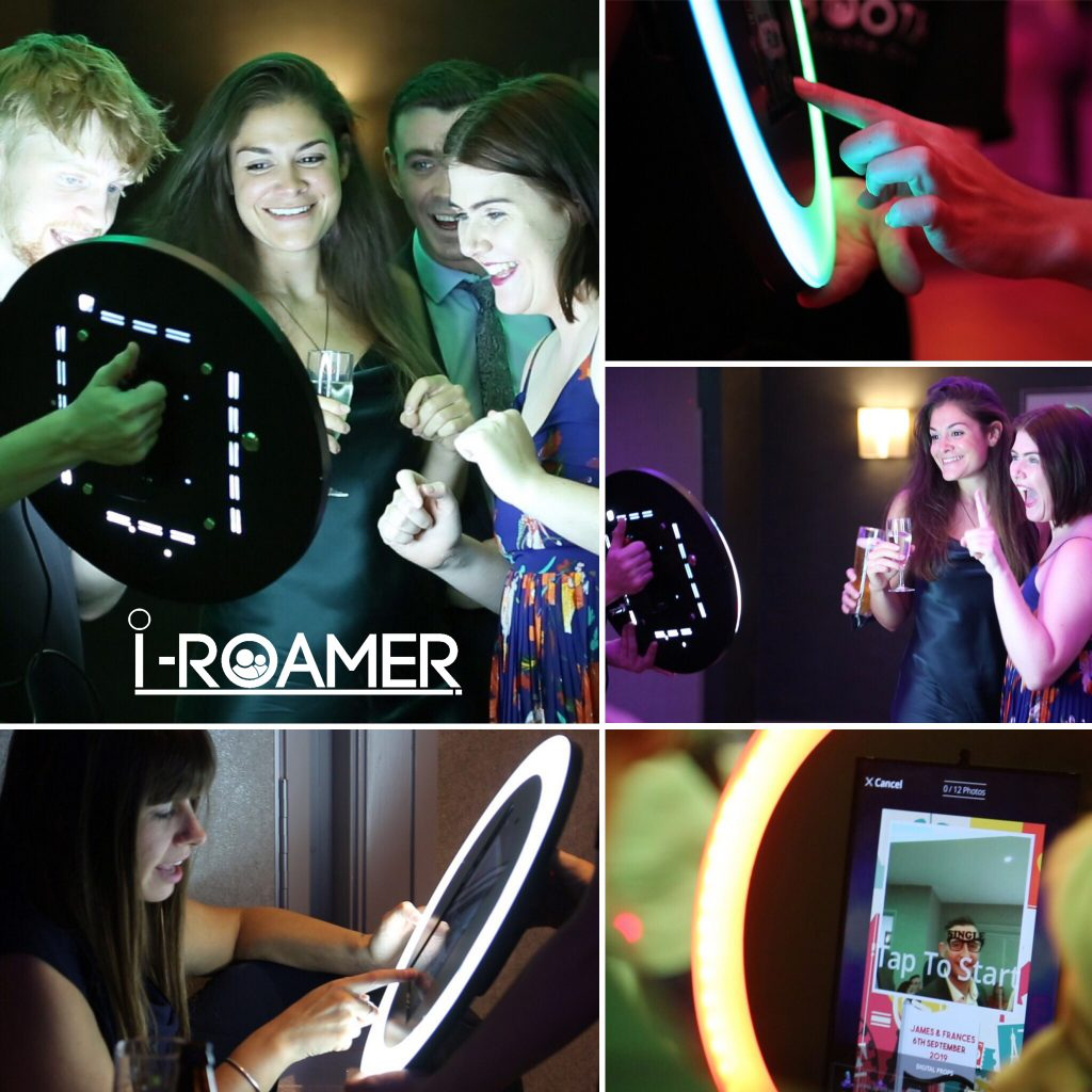 iRoamer Roaming Photo Booth