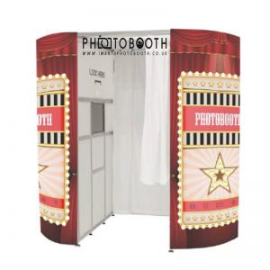 Show Biz Photo Booth Skin