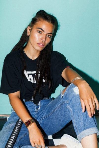 Photo: Aaliyah