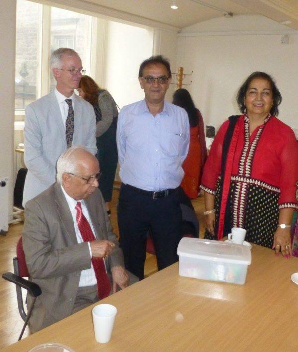 Annual International Hindi Kavi Sammelan in Nottingham