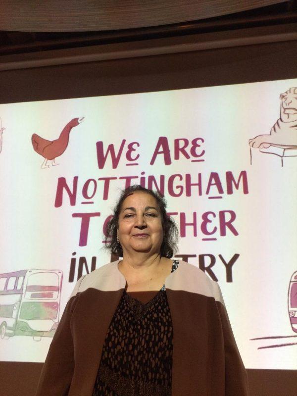 Poetry Programme in Hockley Oct 2018