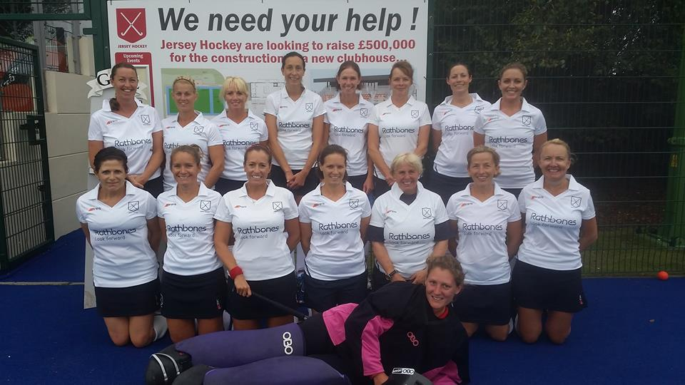 Rathbones Jersey Over 35s 9 vs 1 Oxford HC Over 35s