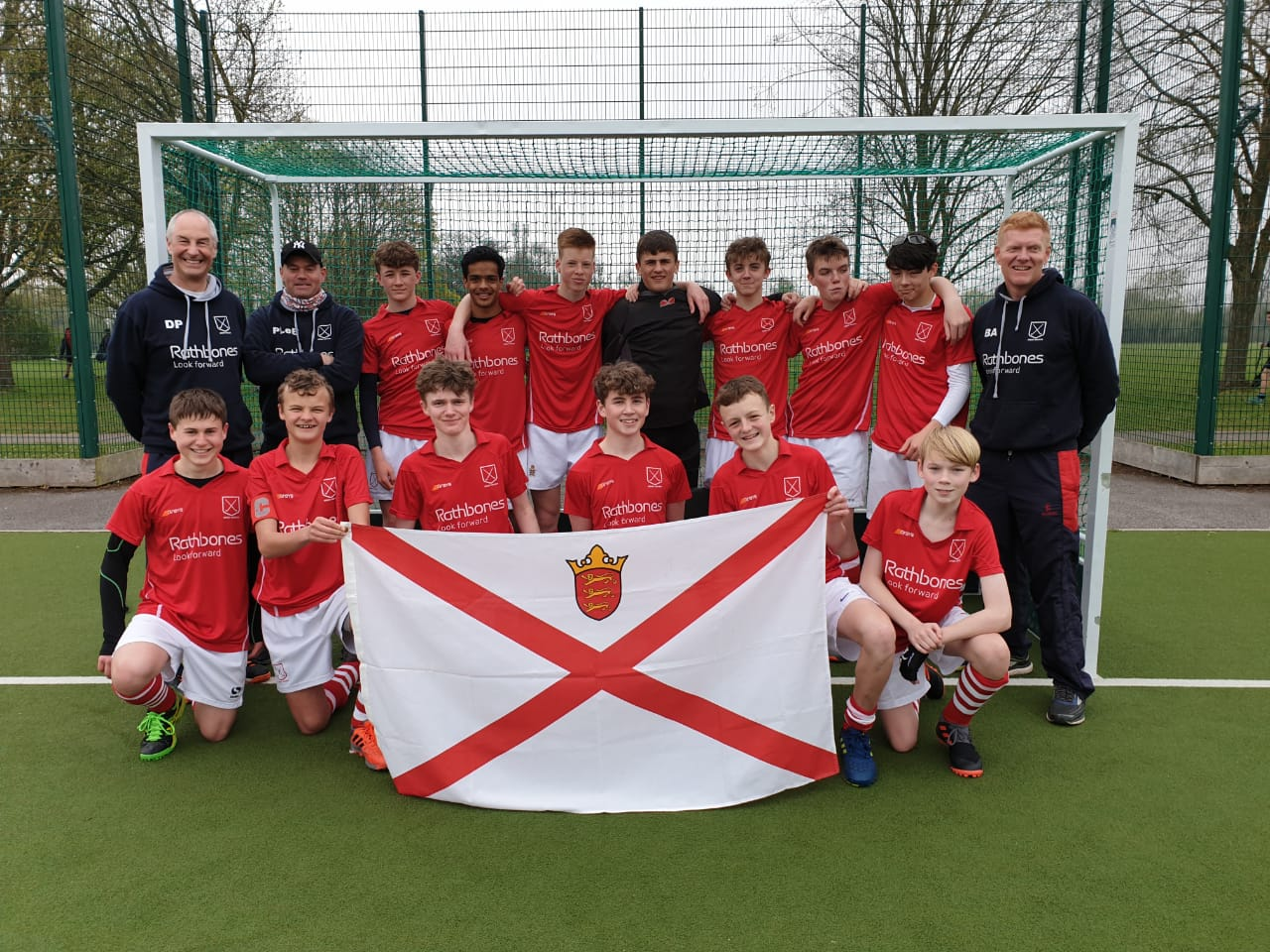 Junior Hockey Boys U16s Tier 2 South Area Championships Results