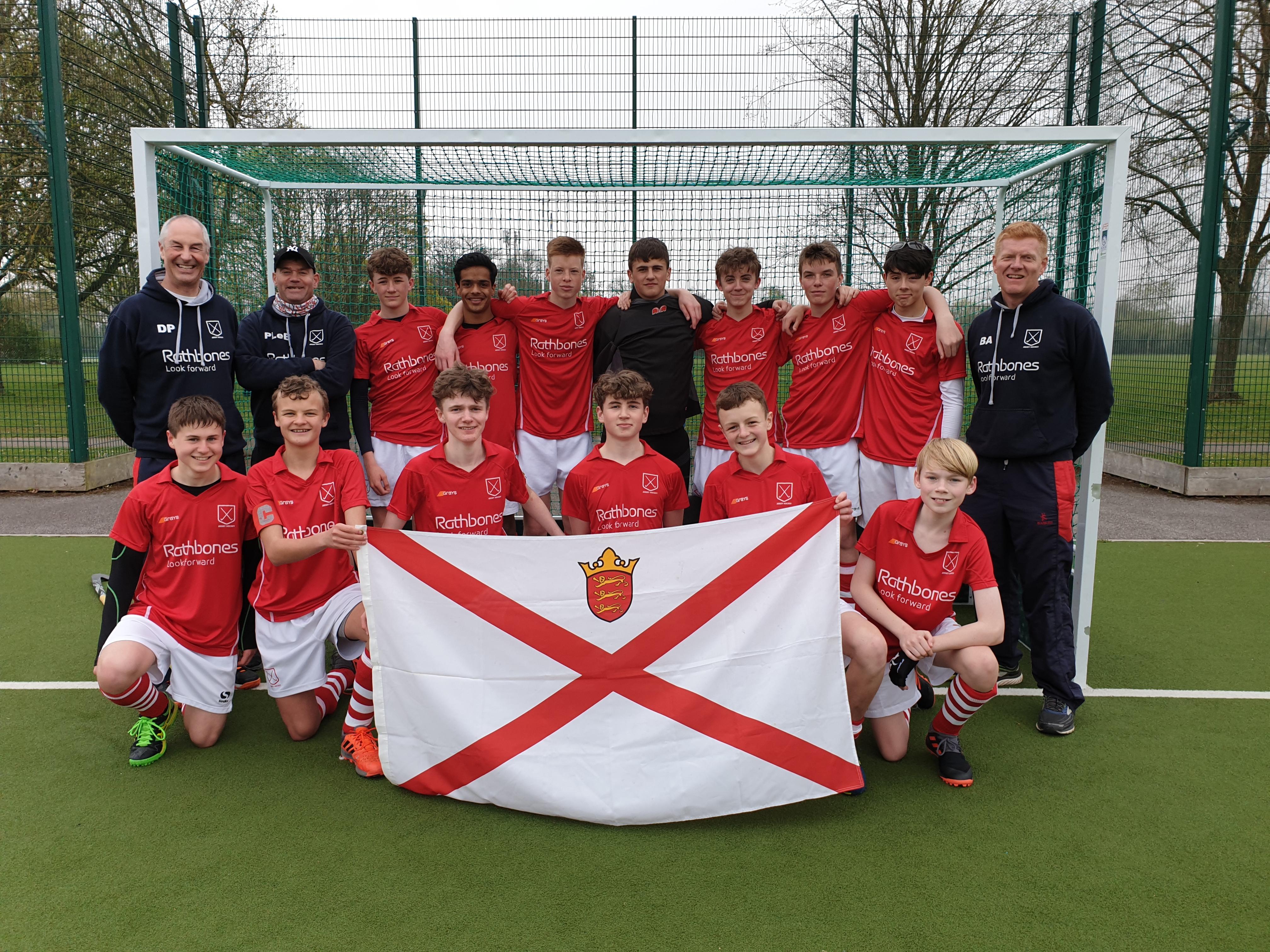 U16 Boys March on.....