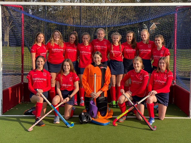 Encouraging Results for U16s