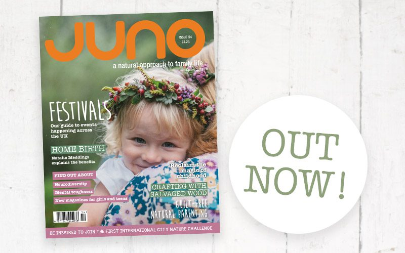 The Spring issue of JUNO is out now!