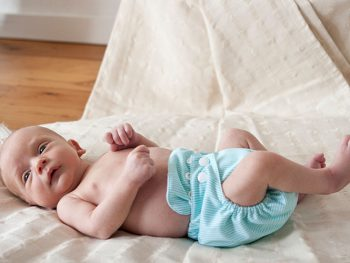 Washable Nappies: Georgina Cunliffe describes the benefits and different types available