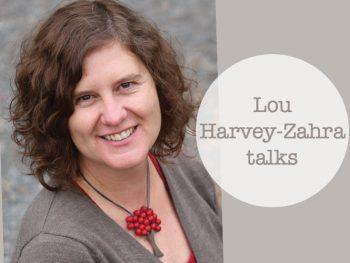 Lou Harvey-Zahra UK talks this June