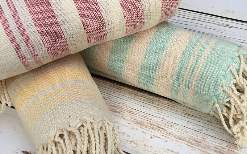 ENDED: WIN an Organic Kin & Kloth Peshtamel Towel