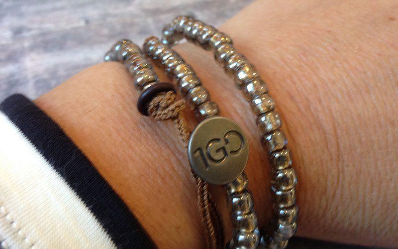 Saffia Farr introduces The 100 Good Deeds bracelet