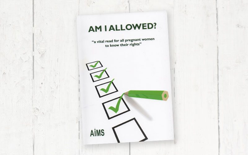 Jane Dean reviews Am I Allowed? by Beverley A. Lawrence Beech, published by AIMS