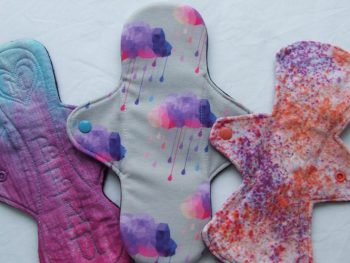Cloth Comfort: Tamsin Hopkins encourages women to use cloth menstrual pads