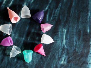 Menstrual Cups: Tamsin Hopkins explains what they are and how you use them