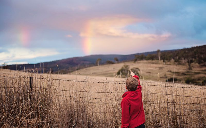Why we need to talk to our children about climate change