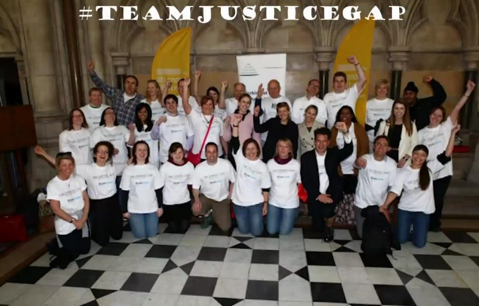team justicegap