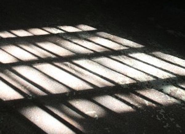prison bars - jason nahrung section