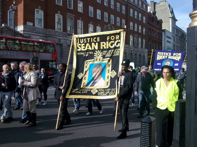 Police not to face charges over death of Sean Rigg