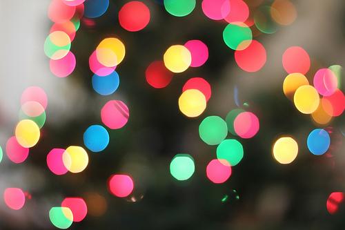 Xmas tree lights, flickr, creative comms, brendan-c