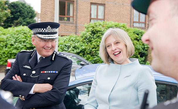 Theresa May, Creative Comms, ukhomeoffice