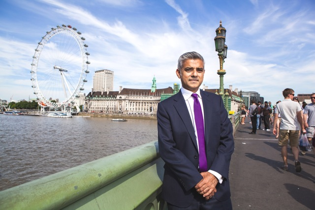 London mayor calls for an increase in the use of stop and search