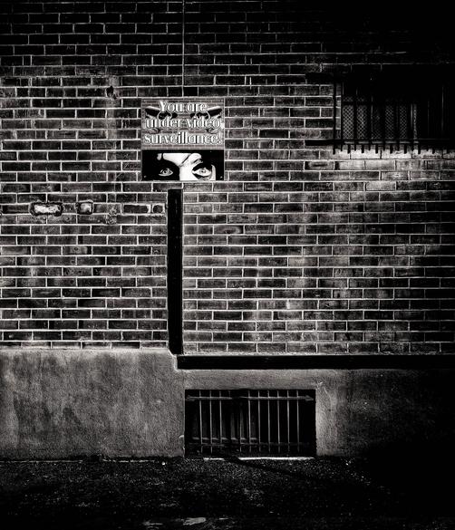 'Surveillance', cedward brice, from flickr