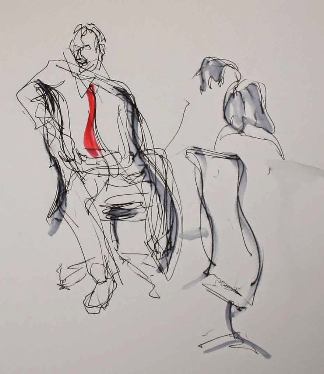 Sketch by Isobel Williams. http://isobelwilliams.blogspot.co.uk/