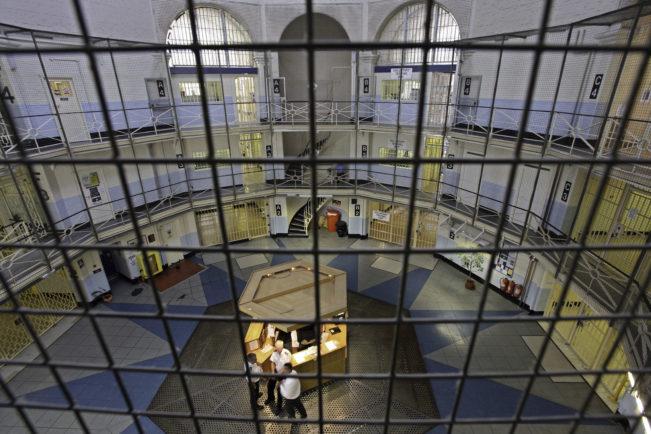 Photograph: Andrew Aitchison/ Prison Image (Wandsworth prison)