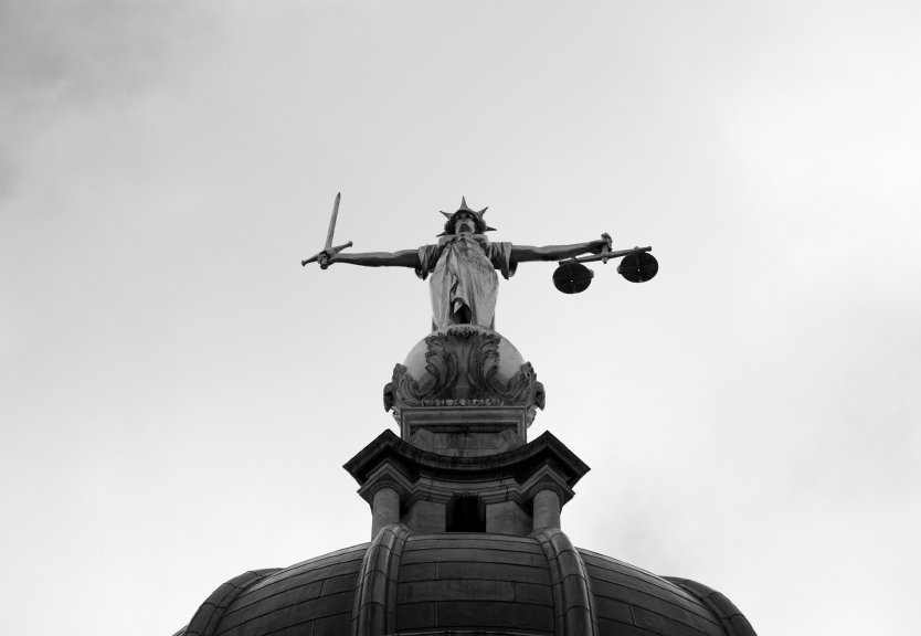 Old Bailey: the central criminal court of England and Wales