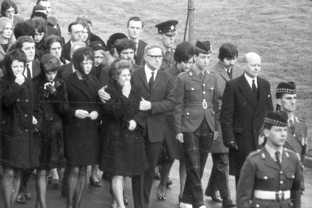 Families of three Scottish soldiers murdered during troubles take campaign to parliament