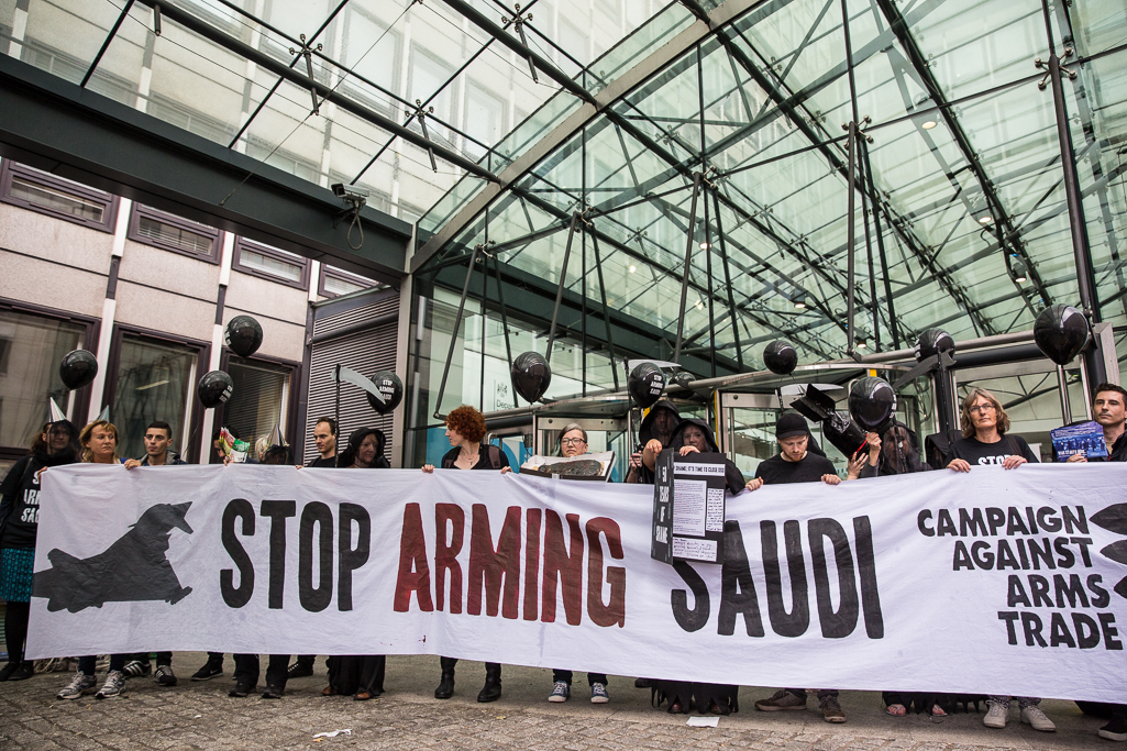 Saudi arms sales and the limits of international law