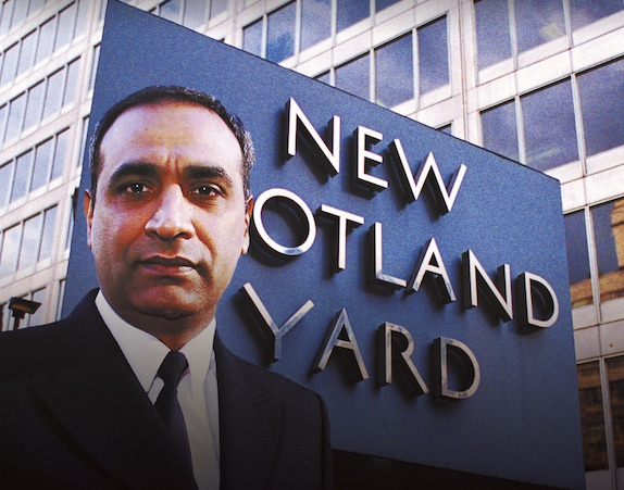 Gurpal Virdi retired from the Met in 2012 following what he describes as 'institutional racism'