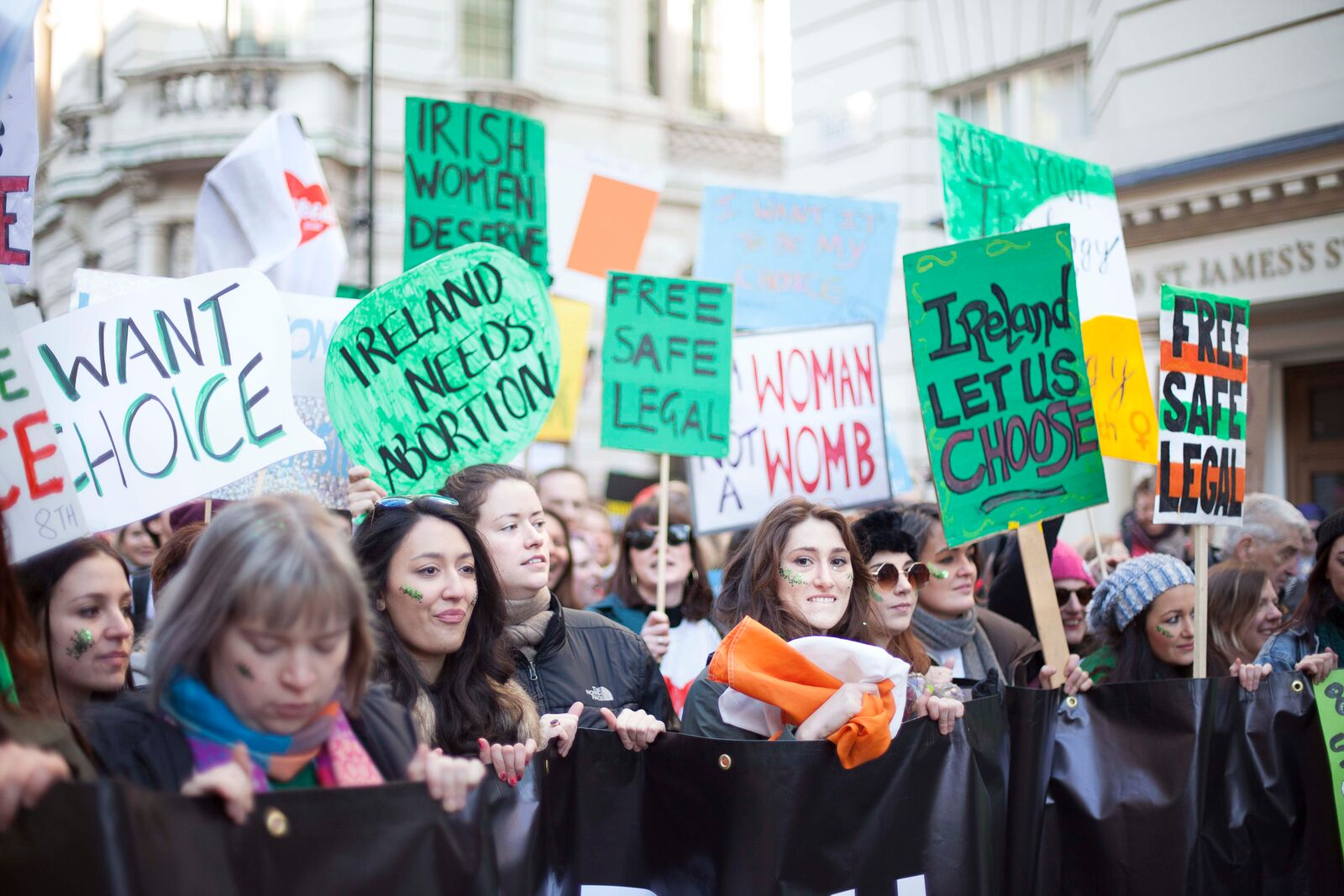 Northern Ireland abortion law 'untenable', 'disproportionate', and needs 'radical reconsideration', says Supreme Court