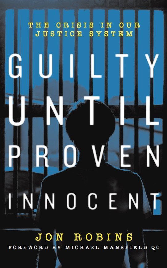 Guilty Until Proven Innocent (£10)