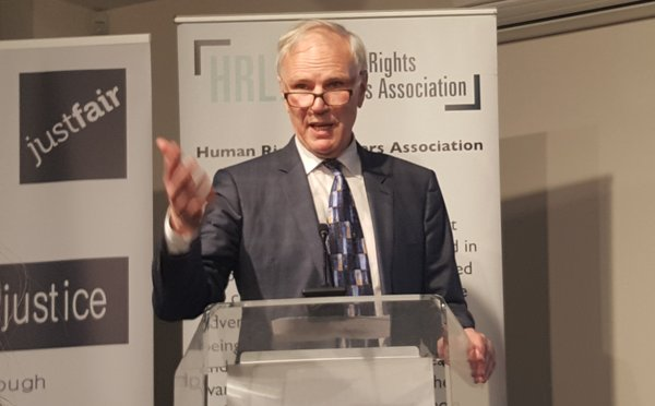 Professor Philip Alston, UN Special Rapporteur on Human Rights