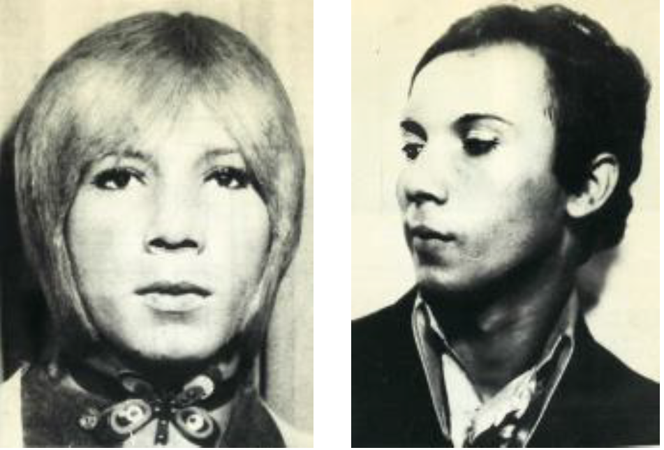 Maxwell Confait, a 26-year old homosexual prostitute who preferred to use the name 'Michelle', was found  strangled in a burnt-out house on April 22, 1972
