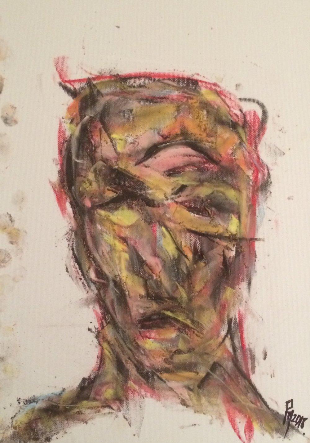 Self Portrait: Patrick Maguire