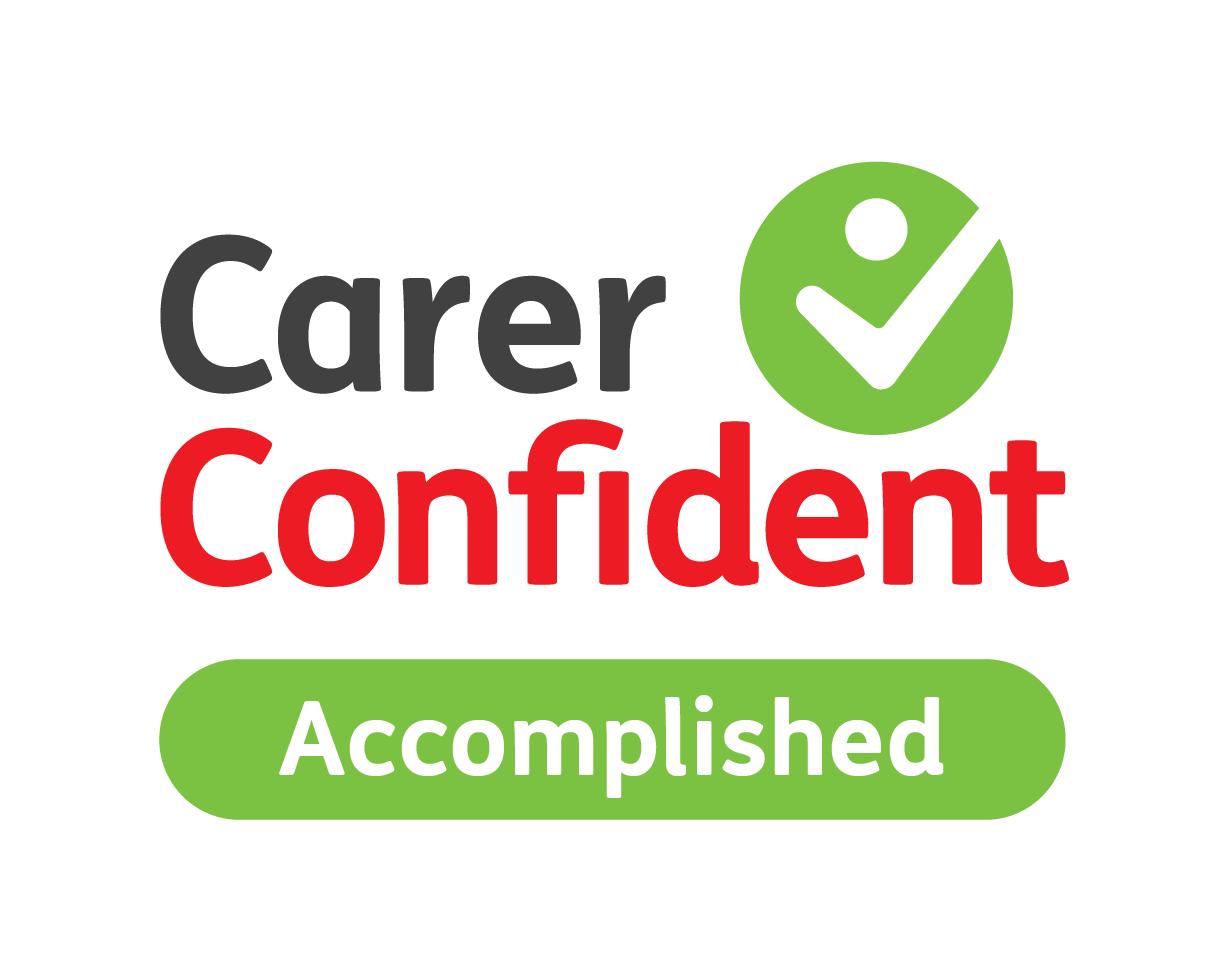 Carer Confident Accomplished logo