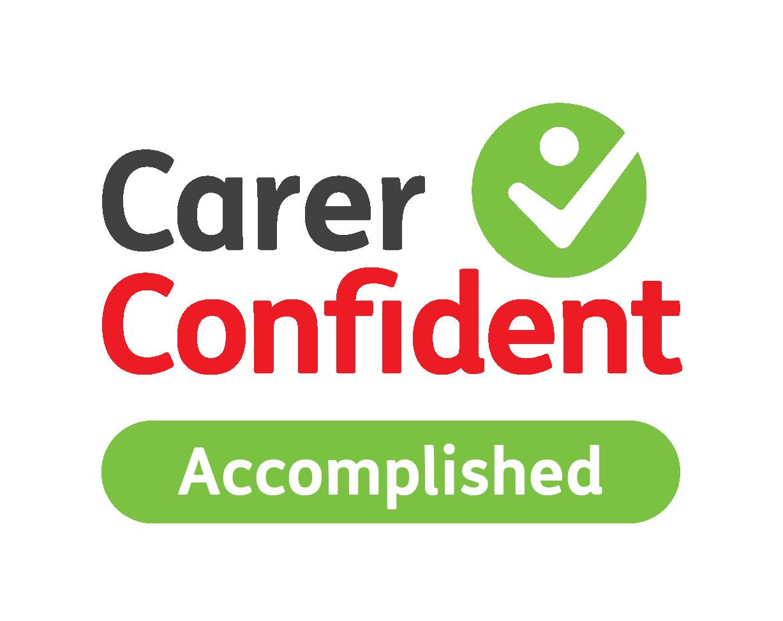 Carer Confident Accomplished logo